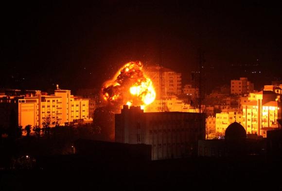 Hamas dijo que Egipto había negociado el alto el fuego tras la última escalada bélica con Israel. Foto: Reuters