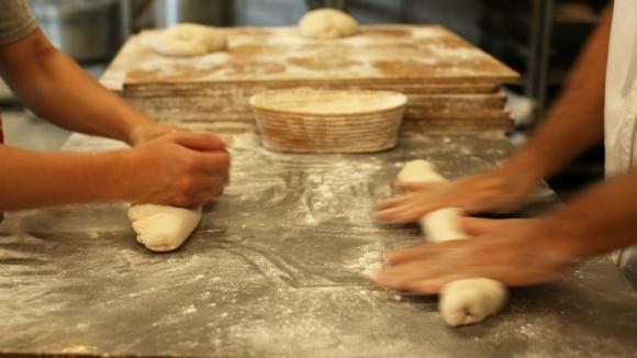 El nuevo uruguayo y su amor por el pan de masa madre. Foto: El País