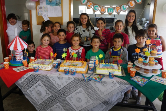 La iniciativa surgió en Argentina en diciembre de 2018 y llegó a Uruguay hace un mes. Foto: Ricardo Figueredo