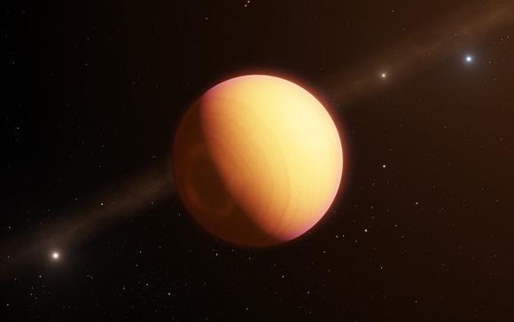 planeta HR 8799e