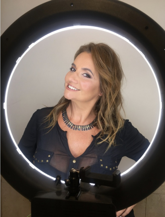 Nancy Pazos. Foto: difusión