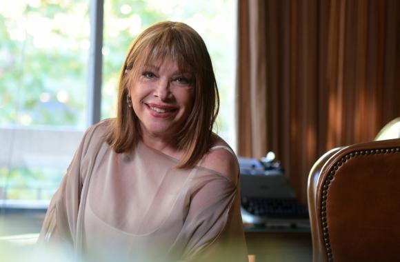 Rosario Castillo. Foto: Leo Mainé