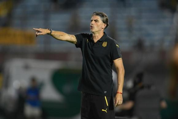 Diego López en Peñarol