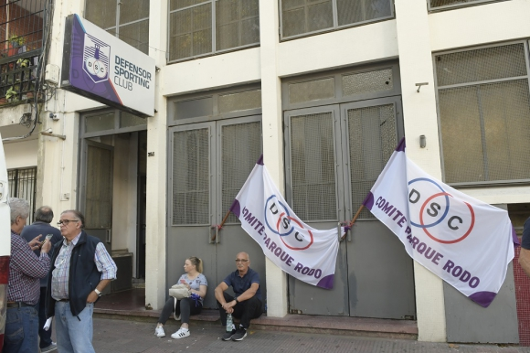 Sede de Defensor Sporting en Jaime Zudáñez