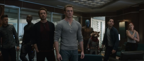 Avengers: Endgame. Foto: Captura de YouTube