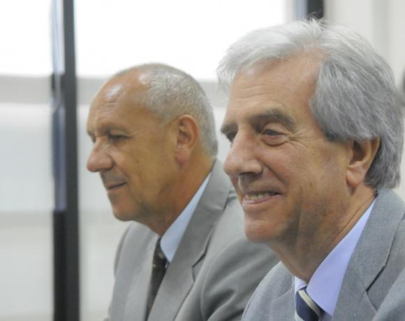 Miguel Ángel Toma, secretario de la Presidencia de la República. Foto: Archivo El País