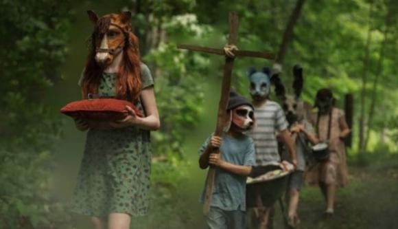 Imagen de la película Cementerio maldito