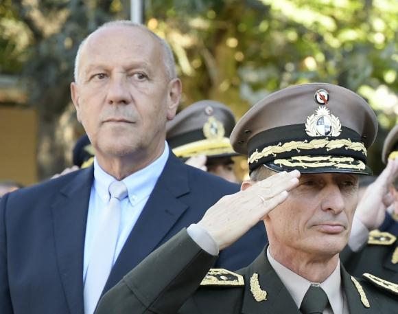 El secretario de la Presidencia responsabilizó a Defensa por no denunciar los hechos. Foto: Nicolás Pereyra