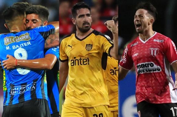 54a78970 Liverpool, Peñarol y River Plate, tres que sacaron resultados muy positivos  en Brasil.