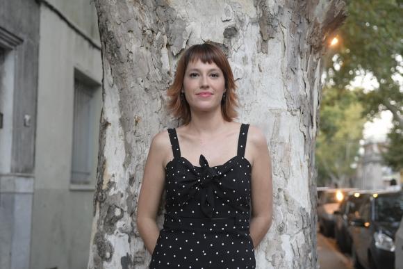 Camila Cibils. Foto: Marcelo Bonjour