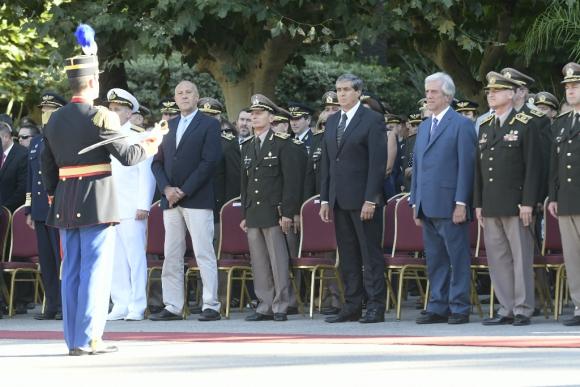 La lealtad de Toma con Vázquez va incluso más allá de la pertenencia a la Masonería. Foto: Nicolás Pereyra