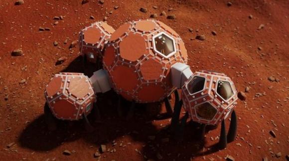 Mars Incubator. Foto: NASA
