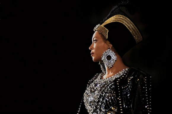 Beyoncé en Netflix. Foto: Netflix