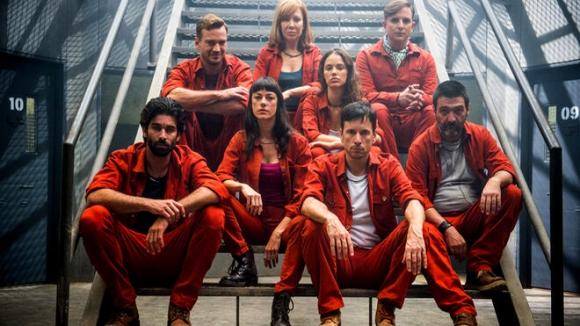 Supermax, ocho personas se suman a un reality show extremo, realizado en una antigua prisión. Foto: Difusión