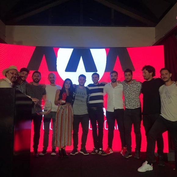 """Young &  Rubicam. La agencia liderada por Álvaro Moré recibe el premio a """"Agencia del año""""."""