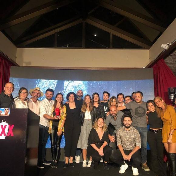 """Notable. La agencia que dirigen Pipe Stein y Diego Lev se llevó nuevamente el premio a la """"Idea del año""""."""