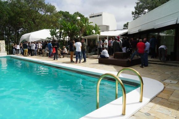 Hotel del Lago. Las instalaciones fueron el escenario para una nueva edición del festival en el que se reencuentra la industria publicitaria.