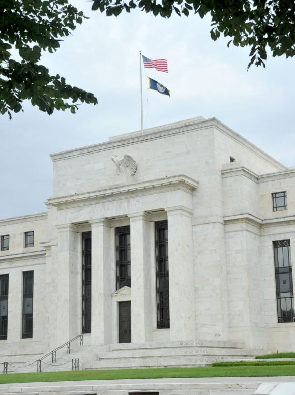 Reserva Federal. Foto: AFP