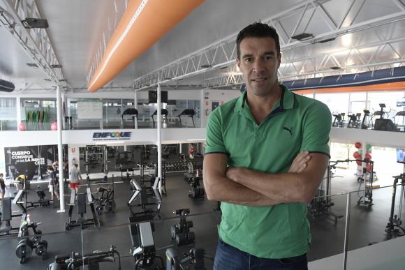 Enfoque centro deportivo integral de Andrés Scotti.