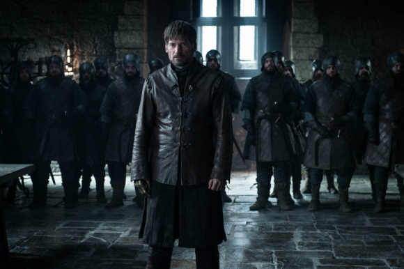 Imágenes del segundo episodio de la última temporada de Game of Thrones. Foto: HBO
