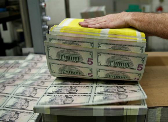 Dólar. Foto: Reuters