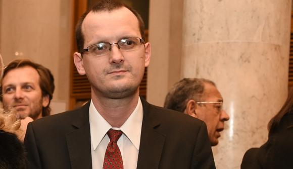 Guillermo Moncecchi, ministro de Industria, Energía y Minería. Foto: archivo El País