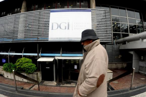DGI estimó que la evasión sobre el IVA fue de 14,8% en 2016. Foto: Archivo El País