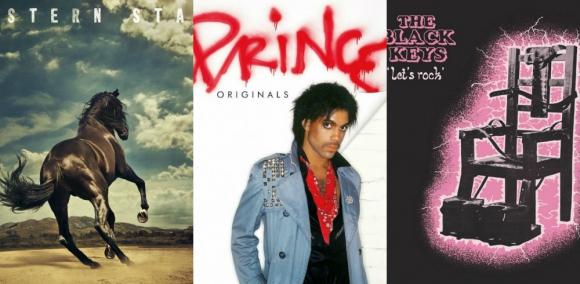 Nuevos discos. Foto: Difusión.