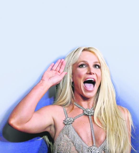 Britney Spears. Foto: Reuters.