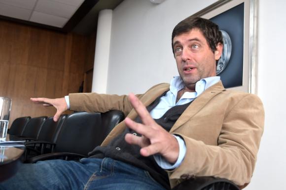 Ignacio Alonso en la AUF