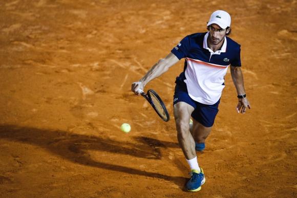 Pablo Cuevas en el ATP 250 de Estoril