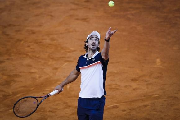 Pablo Cuevas en el Estoril Open de Portugal