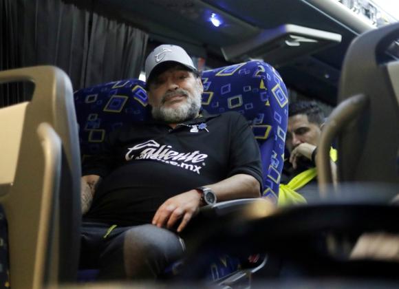 Diego Maradona sigue sin conseguir el ascenso con Dorados