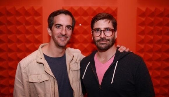 Socios. Los hermanos Juan y Luis Caviglia siempre tuvieron claro que su destino era Silicon Valley. (Foto: Gentileza Meitre)