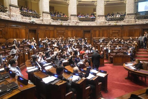 La renuncia de Daniel Placeres desató una serie de cruces entre oficialismo y oposición. Foto: Francisco Flores