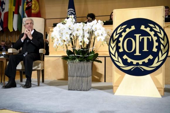 El 10 de junio se inicia la conferencia anual de la OIT y allí se discutirán los casos de 24 países. Foto: EFE