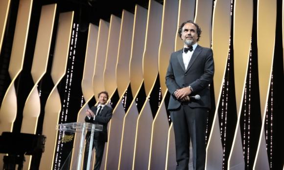 Comenzó el Festival de cine de Cannes con el discurso de su presidente, el director mexicano Alejandro González Iñarritu