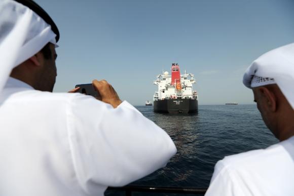 Arabia Saudita denunció sabotajes contra buques petroleros y ataques con drones. Foto: Reuters