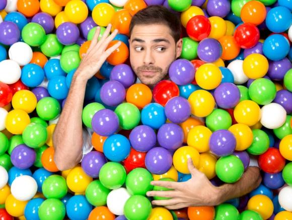 """Grego Rossello: """"Yo tengo esto de ser un adulto niño. Me gusta mucho romper las bolas y hacer chistes que a veces terminan mal"""". Foto: Difusión"""
