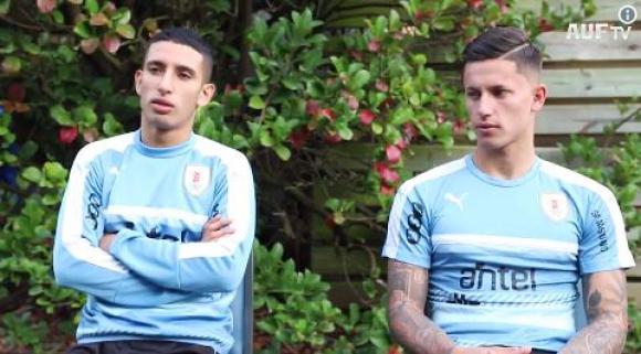 Santiago Rodríguez y Brian Rodríguez
