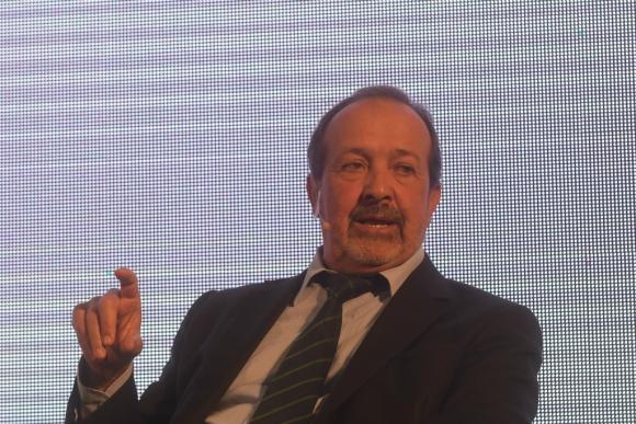 Daniel Espinosa, secretario antilavado de Uruguay. Foto: Francisco Flores