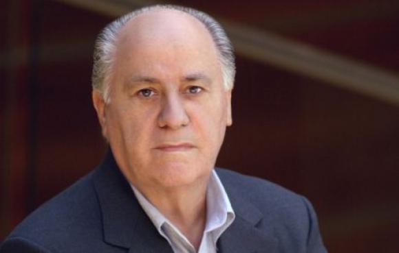 Amancio Ortega. Foto: Archivo El País.