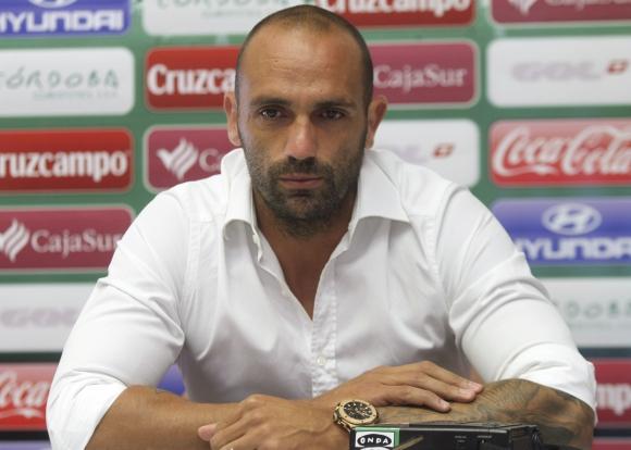 Raúl Bravo, exfutbolista detenido por arreglo de partidos. Foto: Efe.