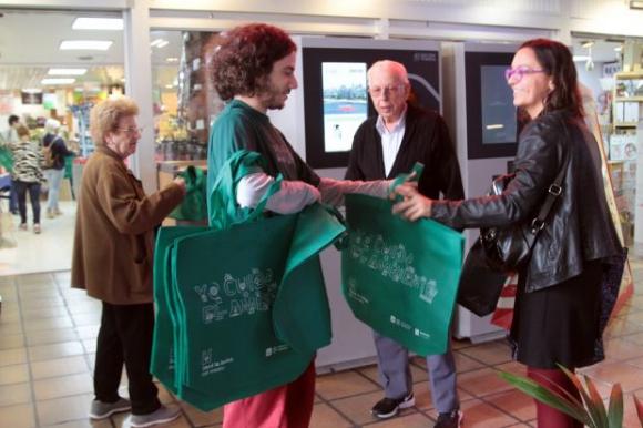 Jornada de voluntariado en el Día del Medioambiente. Foto: IMM