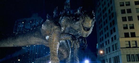 Imagen de la película Godzilla de Ronald Emmerich