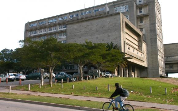 Facultad de Ingeniería del Uruguay. Foto: Archivo El Paí