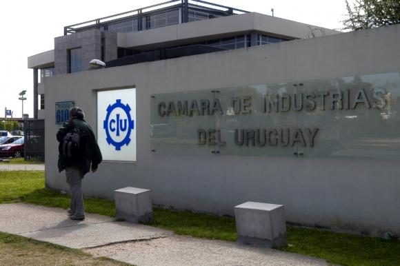 Cámara de Industrias del Uruguay. Foto: Archivo El País
