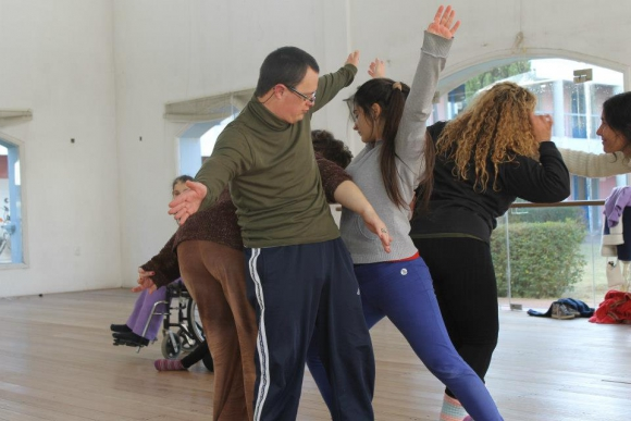 Lila Nudelman es pionera en la danza integradora en Uruguay