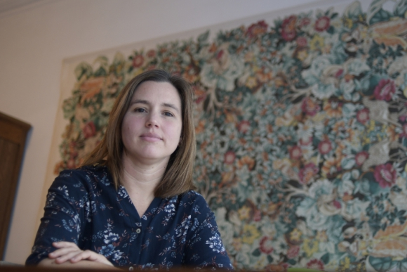 Lucía Bidegain, gestora de DanceAbility Montevideo