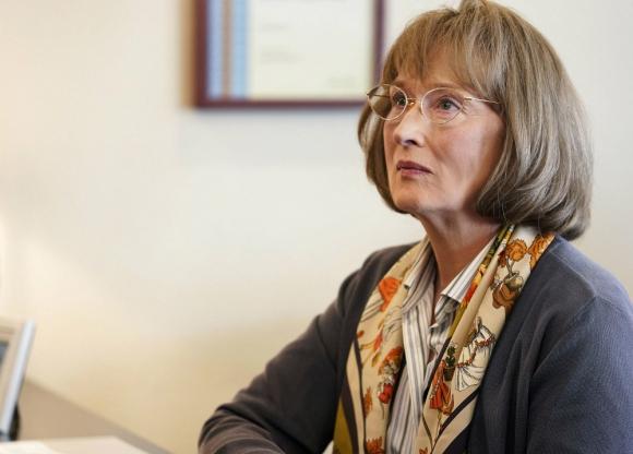 Meryl Streep en Big Little Lies. Foto: HBO